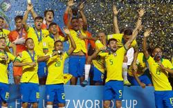 Brasilien zum vierten Mal U17-Weltmeister