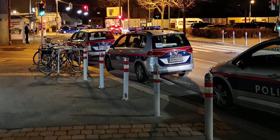 Am Schöpfwerk Rettungseinsatz U-Bahn