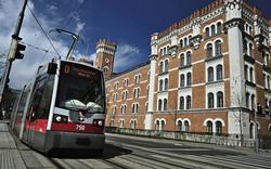 Neue Straßenbahnen für junge Stadtviertel