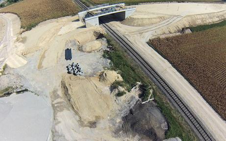 A5: Nächster Meilenstein für Nordautobahn