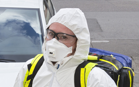 Trotz Corona-Fall: Mitarbeiter in NÖ müssen weiterarbeiten