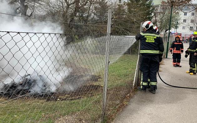 Wiener Neudorf Feuerwehr