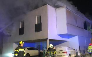 Wohnungsbrand: Steirer verletzt