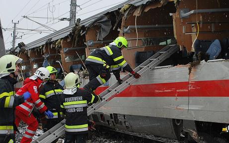 Handy-Sucht führte zum Zug-Unglück