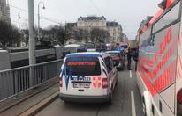 Bim-Fahrer kollabierte: Sieben Verletzte