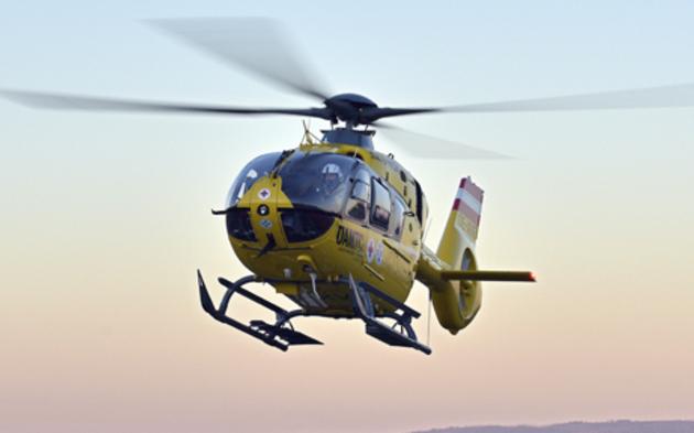 Notarzthubschrauber Hubschrauber