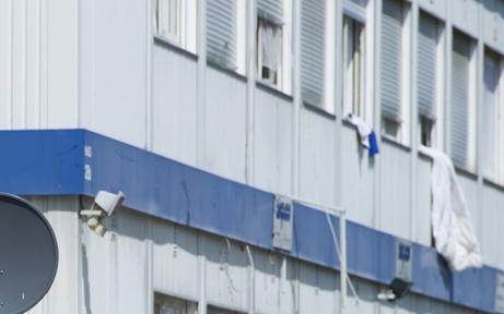 Unmut wegen Quartieren in Berg in Slowakei
