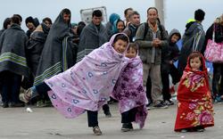 Flüchtlings-Drama: Asyl als wichtigstes Wahlmotiv