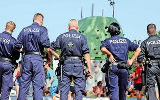 Alarm! – Dem Land fehlen 803 Polizisten
