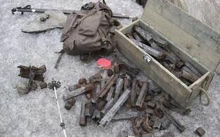 """Teile von """"Ju 52"""" auf Gletscher gefunden"""