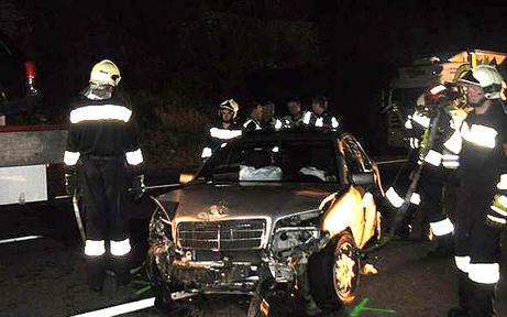 Familie nach Crash auf der A1 überrollt: 3 Tote