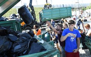 Lake Festival hinterlässt 200 Tonnen Müll
