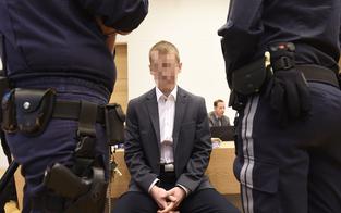 Mutter erstochen: Sechs Jahre Haft