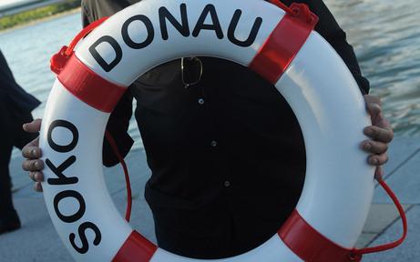 """Soko Donau""-Dreh im LKA Alsergrund"