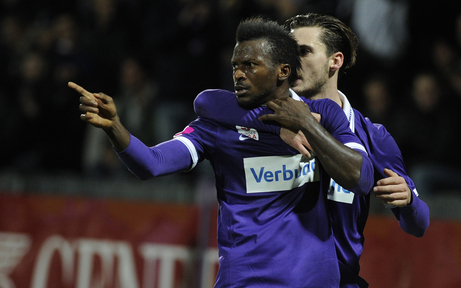 Herbstmeister Austria besiegte Sturm