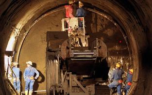 Wieder tödlicher Unfall beim Bau des Semmering-Basistunnels