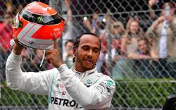 Hamilton kämpfte sich mit 'Spirit von Niki' zum Monaco-Sieg