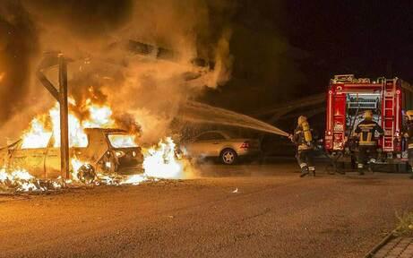 Serie von Brandstiftungen in Krems geklärt