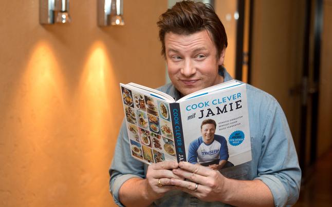 Jamie Oliver auf Partnersuche in Wiener City