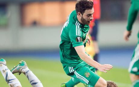 Petsos wechselt von Rapid zu Werder Bremen