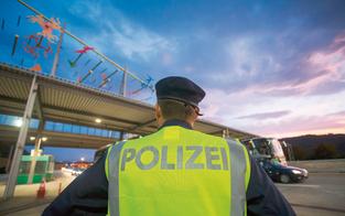 """Grenzkontrollen: Die Polizei ist """"ready"""""""