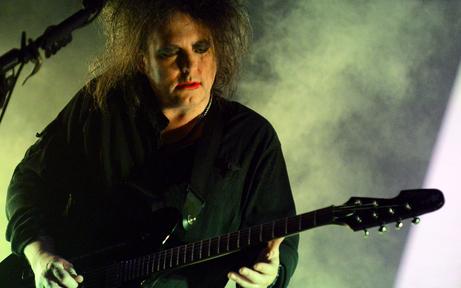 The Cure auf Europatour: Konzert in Wien