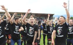 WAC holte als Liga-Dritter Europa-League-Fixticket