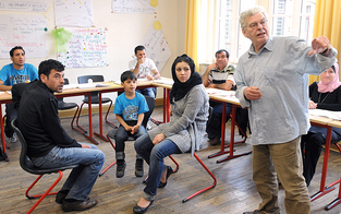 Niederösterreicherin muss für Sozialhilfe Deutsch lernen