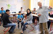 Integrationsjahr soll neue Chancen für Flüchtlinge bringen