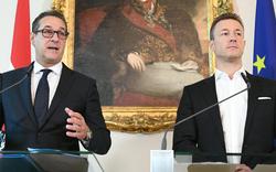 Strache & Blümel: Bundesliga soll zurück ins Free-TV