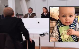 Zwei Ärzte angeklagt: Baby David starb nach Routine-OP