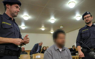 Mord am Hauptbahnhof: In Anstalt eingewiesen