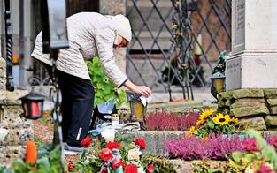 Polizisten störten Begräbnis von Oma (87)