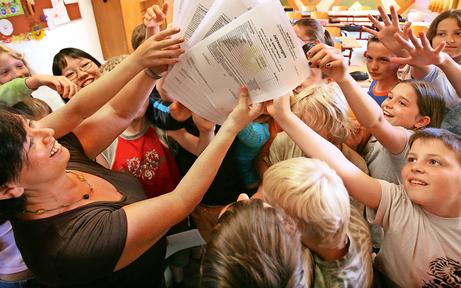 180.000 Kids starten in NÖ in die Ferien