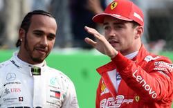Leclerc setzt Hamilton unter Druck