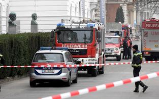 Bomben-Alarm in der Wiener TU