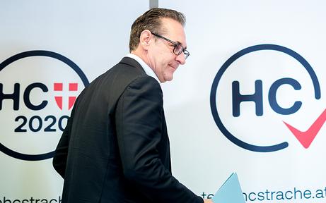 Einspruch abgelehnt: Strache-Kandidatur in Wien nun fix