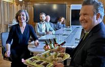 Birgit Hebein: ''Rot-Grün mit Ludwig-Hebein ist spürbar''