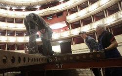 Opernball: Die Vorbereitungen