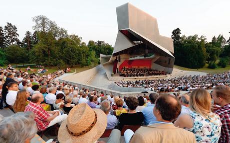 45.000 Besucher beim Grafenegger Sommer