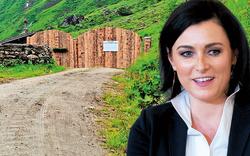 Wut-Bauer: Ministerin spricht Klartext