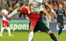 Die besten Bilder zu Salzburg gegen Malmö