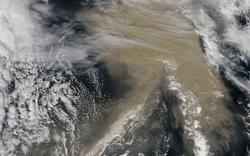 Aschewolke breitet sich aus