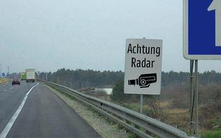 Beschwerden-Flut wegen Radar auf A2
