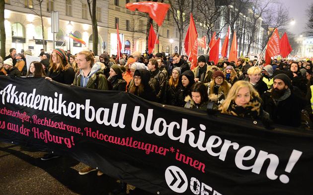 Akademikerball Demo