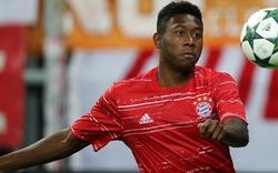 Bayern-Star Alaba mit neuer Kampffrisur
