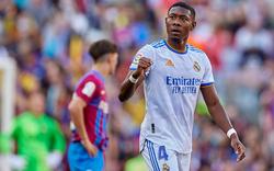 La Liga: Alaba als Spieler des Monats nominiert
