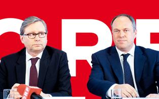 Doppel-Spitze für den ORF