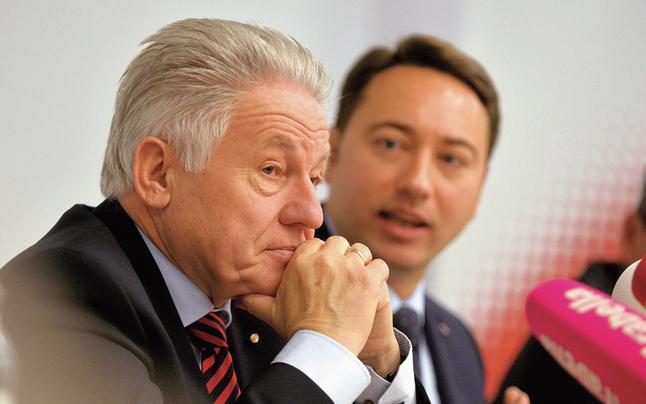 Pühringer gerät wegen der FPÖ unter Druck