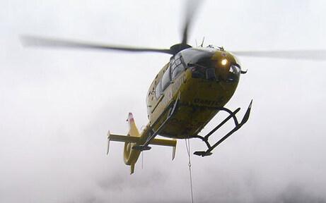 43-jähriger Kletterer stürzt 150 Meter in den Tod